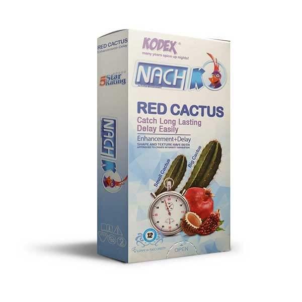 کاندوم تاخیری و تنگ کننده کاکتوس