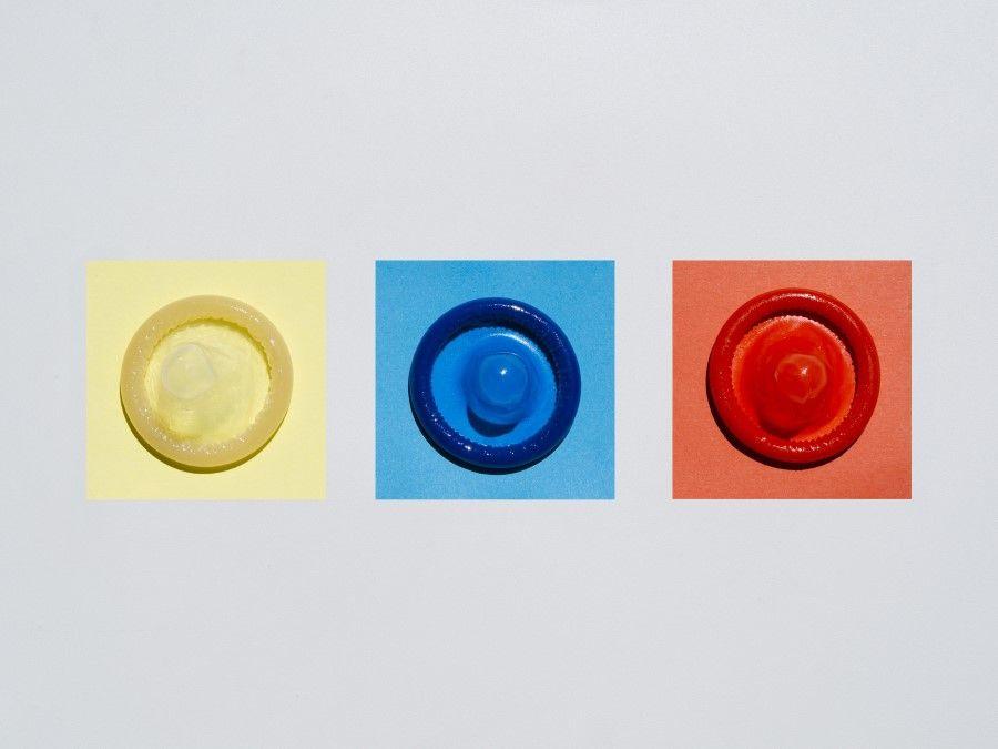کاندوم خاردار یا کاندوم ساده