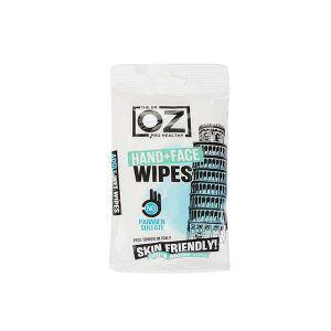 دستمال مرطوب پاک کننده دست و صورت OZ