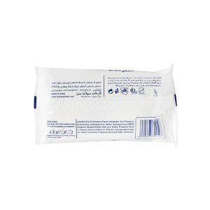 دستمال مرطوب نینو پاک کننده دست و صورت